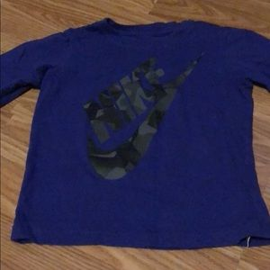 Purple Nike Shirt